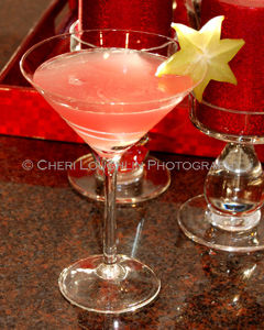 pink star - photo copyright Cheri Loughlin
