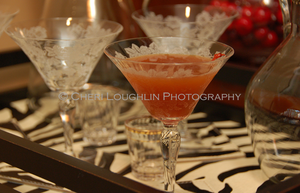 Blood and Sand Classic Scotch Cocktail {photo credit: Mixologist Cheri Loughlin, The Intoxicologist}