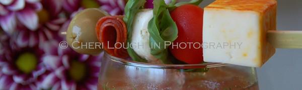 Bloody Mary with Garnish photo copyright Cheri Loughlin