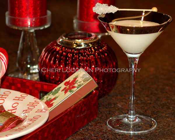 Crème Brulee {photo credit: Mixologist Cheri Loughlin, The Intoxicologist}