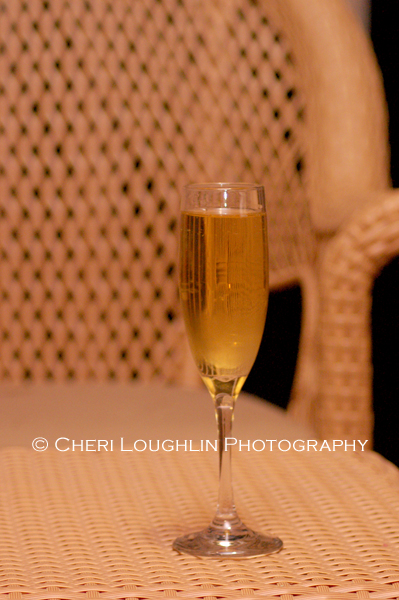Lady Luck Champagne Cocktail {photo credit: Mixologist Cheri Loughlin, The Intoxicologist}