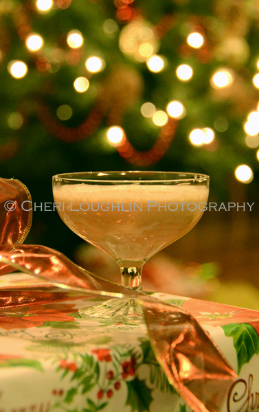 Merry Christmas Cocktail 004 - photo copyright Cheri Loughlin