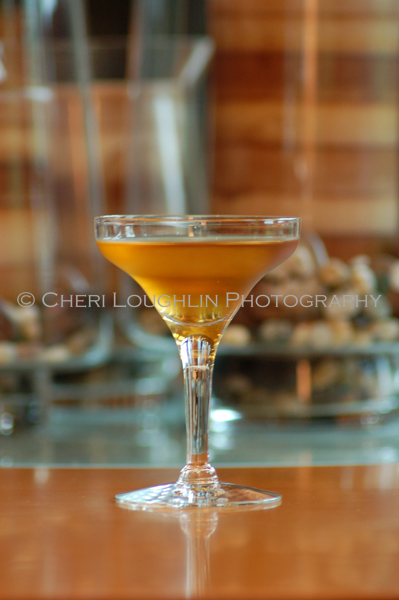 Monte Carlo Cocktail {photo credit: Mixologist Cheri Loughlin, The Intoxicologist}