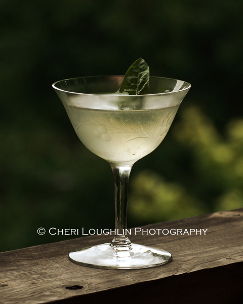 Nilla Basil Daiquiri Low Calorie Cocktail