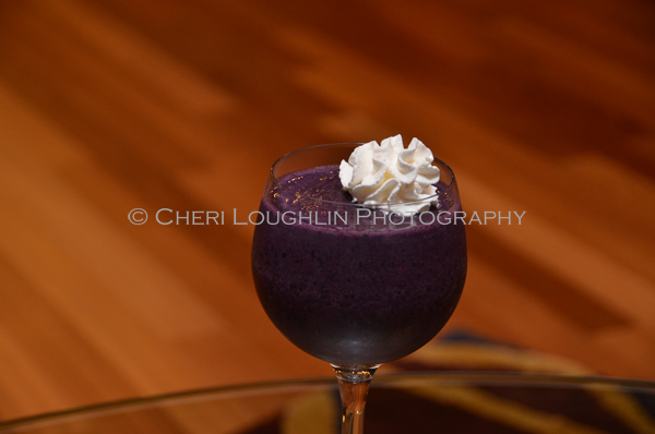 Blue Raspberry - photo copyright Cheri Loughlin