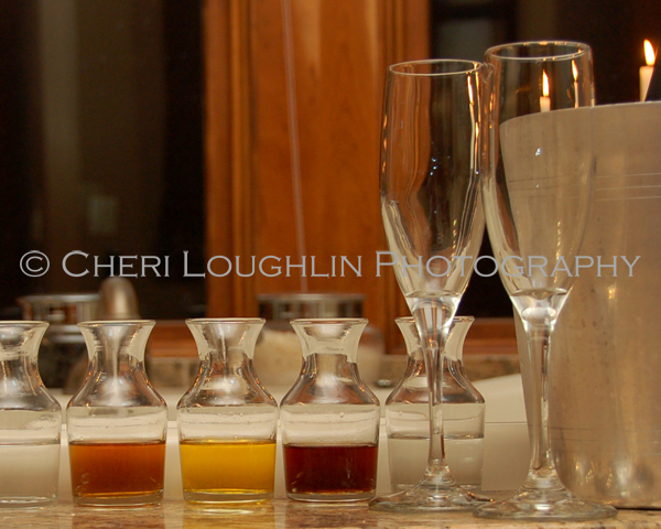 Champagne Tasters - photo copyright Cheri Loughlin