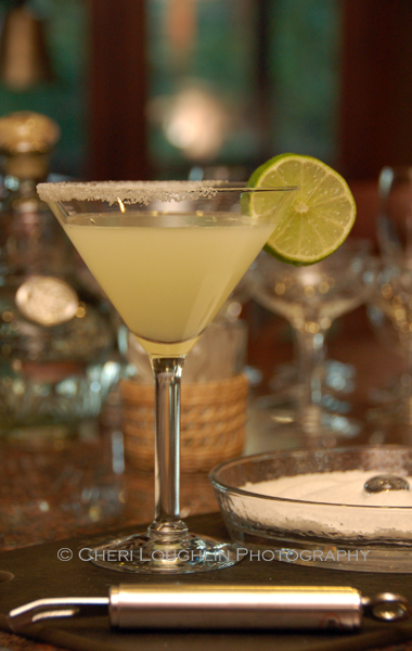 My idea of the Perfect Margarita is it has to be easy to make, have as few ingredients as possible and has to taste amazing! – photo by Cheri Loughlin