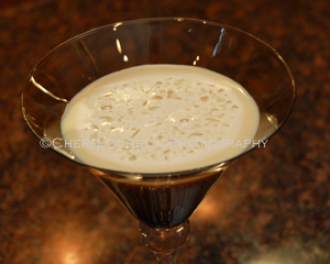 Zabdara Cookie Cocktail Top Shot - photo copyright Cheri Loughlin