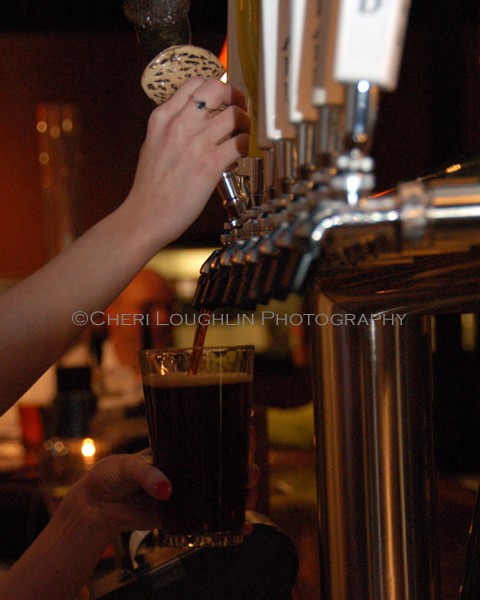 Beer Pour - photo copyright Cheri Loughlin