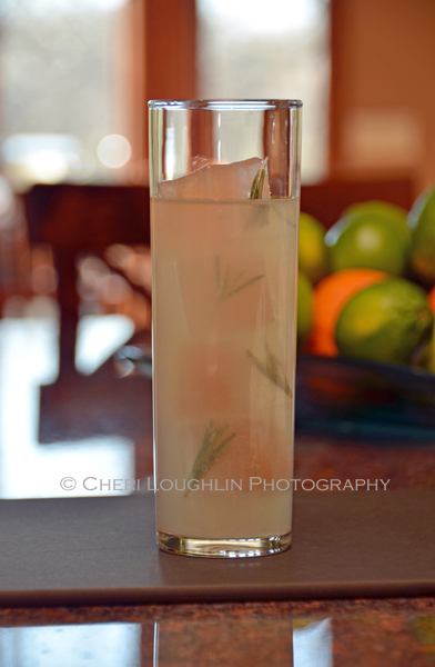 Camarena Rosemary Lemonade
