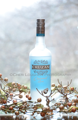 Cruzan Coconut Rum 1 photo copyright Cheri Loughlin