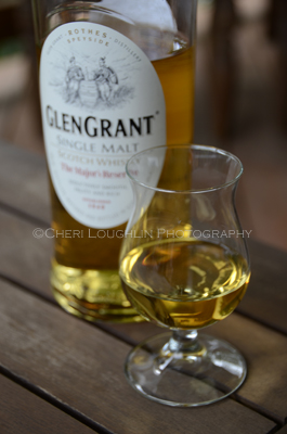 Glen Grant The Majors Reserve Scotch _DSC3973 photo copyright Cheri Loughlin