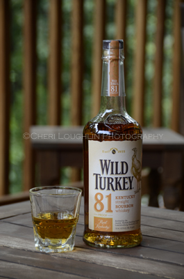 Wild Turkey 81 Bourbon _DSC3953 photo copyright Cheri Loughlin