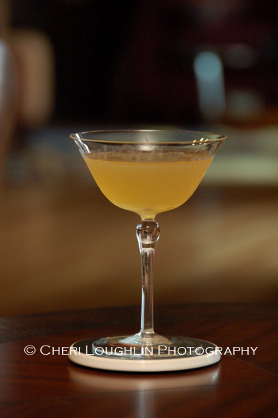 Spiced Rum Pear Daiquiri photo copyright Cheri Loughlin