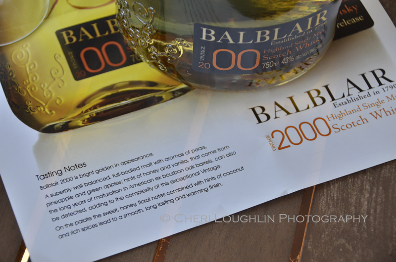 Balblair Highland Single Malt Scotch 070 photo copyright Cheri Loughlin