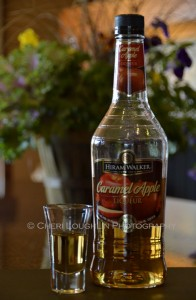 Hiram Walker Caramel Apple Liqueur 058 photo copyright Cheri Loughlin