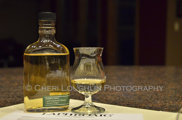 Laphroaig Islay Single Malt Scotch Whisky Cairdeas Origin 080 photo copyright Cheri Loughlin