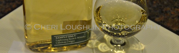 Laphroaig Islay Single Malt Scotch Whisky Cairdeas Origin 086 photo copyright Cheri Loughlin