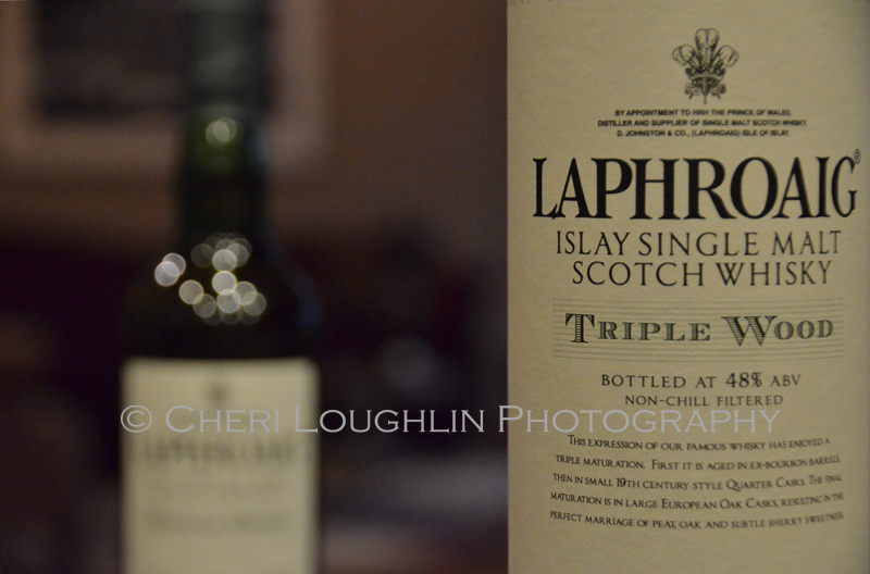 Laphroaig Islay Single Malt Scotch Whisky Triple Wood 058 photo copyright Cheri Loughlin