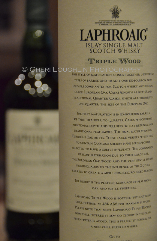Laphroaig Islay Single Malt Scotch Whisky Triple Wood 060 photo copyright Cheri Loughlin