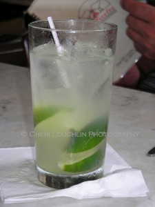 Mojito at El Picoteo Bar de Tapas in Old San Juan - photo copyright Cheri Loughlin