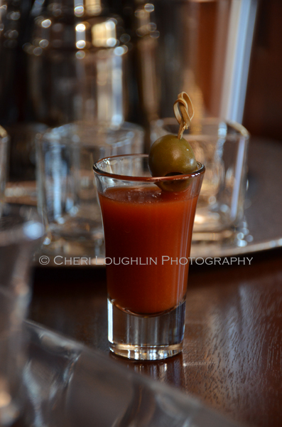 Vampire Killer - Bloody Mary Shot