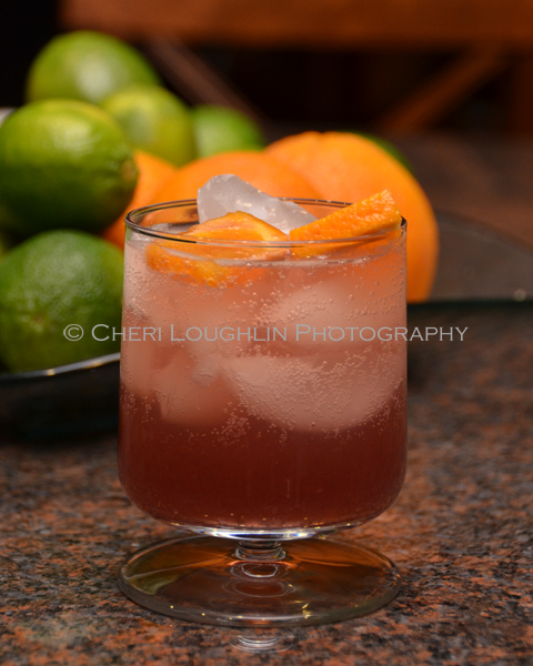 Cardamom Pop Punch created by Cheri Loughlin - photo copyright Cheri Loughlin