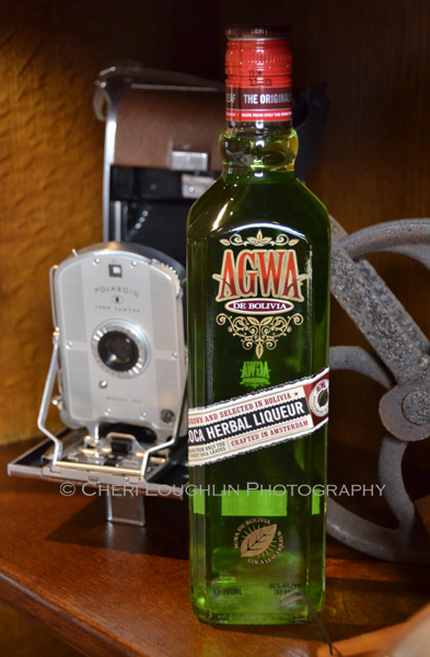 AGWA de Bolivia Coca Leaf Liqueur 035 photo copyright Cheri Loughlin