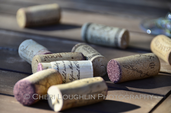 Wine Corks 006 photo copyright Cheri Loughlin