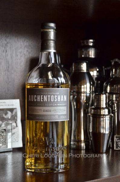 Auchentoshan Single Malt Scotch Whisky Classic 002 photo copyright Cheri Loughlin
