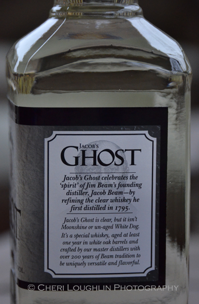 Jacob's Ghost White Whiskey Bottle Photo 031