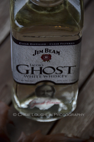 Jacob's Ghost White Whiskey Bottle Photo 033