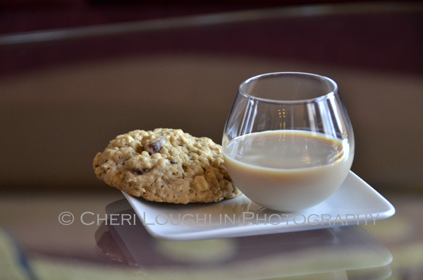Oatmeal Raisin Cookie 024 photo copyright Cheri Loughlin
