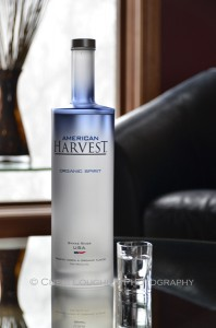 American Harvest Organic Spirit 054 with Tasting Glass