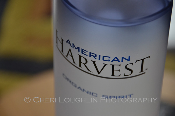 American Harvest Organic Spirit 07 with Tasting Glass