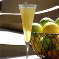 Enjoy a toast with the Duchess - recipe and photo by Mixologist Cheri Loughlin, The Intoxicologist