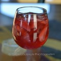 The best sangria recipe begins in the most basic form. A few simple ingredients; bottle of wine, small amount of liquor, fresh seasonal fruits and a little time. - recipe and photo by Mixologist Cheri Loughlin, The Intoxicologist
