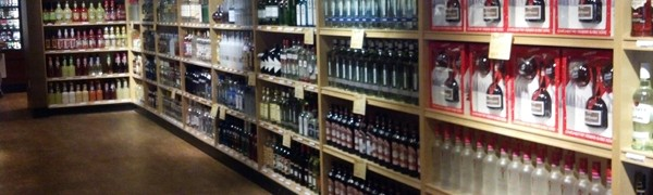 Find affordable spirits locally by looking for sales and clearance items - photo by Cheri Loughlin, The Intoxicologist