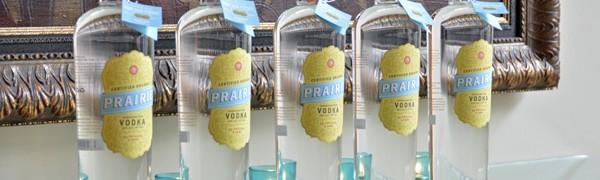 Prairie Organic Spirits Prairie Made Dinner - Prairie Organic Vodka - photo by Cheri Loughlin, The Intoxicologist