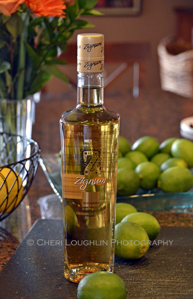 Zignum Reposado Mezcal is smoky sweet with hints of earth, like fresh mown grass with the sweet smell of fresh spring rain. - photo by Cheri Loughlin, The Intoxicologist