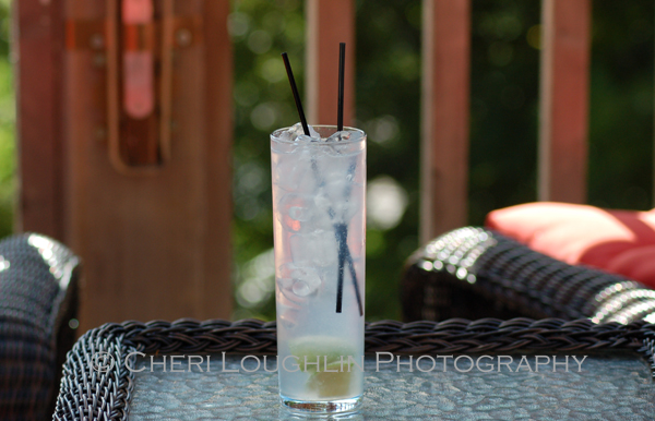 "The classic Gin and Tonic is a favorite ""go to"" summer drink. It is quick and easy to make, contains few ingredients and is super refreshing. - phot by Mixologist Cheri Loughlin, The Intoxicologist"