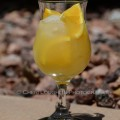 This oldie but goodie Hurricane drink recipe is great for those watching their girlish figure, because it is also low calorie. This lower calorie Hurricane drink comes in at just under 129 calories. - recipe and photo by Mixologist Cheri Loughlin, The Intoxicologist