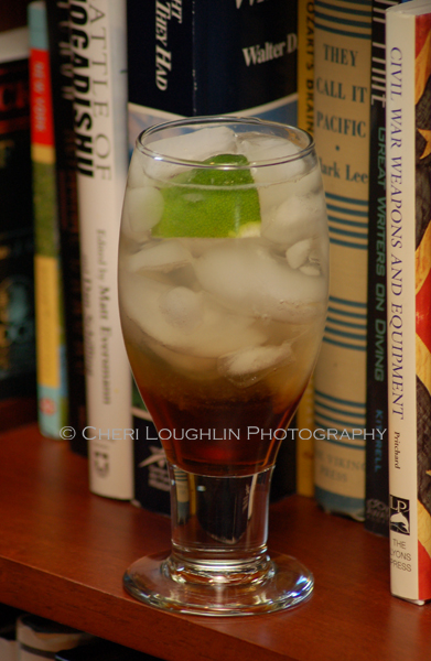 Julep Tea Spin using Jeremiah Weed Sweet Tea Vodka is a little like a tea version of a Mint Julep. Add more mint if you like. - recipe by Cobey Flynn, photo by Mixologist Cheri Loughlin, The Intoxicologist
