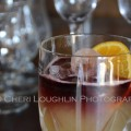 National Whiskey Sour Day - New York Sour contains Bourbon or Rye, lemon juice, simple syrup and a lush, fruity red wine floated on top. Some recipes call for the use of egg white. - photo by Mixologist Cheri Loughlin, The Intoxicologist {photo 010}