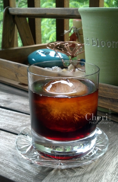 Old Ironsides is a terrific fall cocktail choice with its warming tones and dark luscious flavor. Spiced rum, Heering Cherry Liqueur, Cynar Artichoke Aperitif. Recipe credit: Sean Kenyon of Williams & Graham in Denver. Photo credit: Mixologist Cheri Loughlin, The Intoxicologist. www.intoxicologist.net
