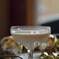 Bailey's Comet Creamy Cocktail with Bailey's Irish Cream, Chocolate Vodka, Creme de Cacao, Half and Half and Club Soda {photo credit: Mixologist C