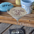 P.S. I Love You Creamy Cocktail Recipe is a decadently rich cocktail. It is a dessert lover's dream come true. {photo credit: Mixologist Cheri L