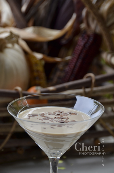 The P.S. I Love You Creamy Cocktail Recipe is deeply warming with its combination Irish cream and nutty sweet flavor. {photo credit: Mixologist Cheri Loughlin, The Intoxicologist www.intoxicologist.net}