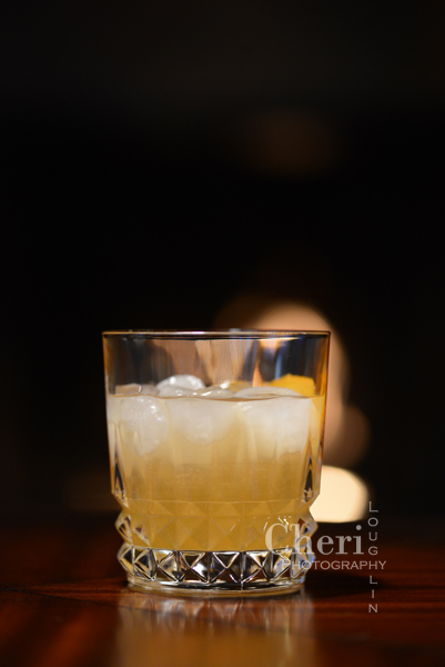The Fish Club Punch classic cocktail punch recipe was popular in the 1890's and is similar to ingredients in the Fish House Punch recipe. {photo credit Cheri Loughlin}