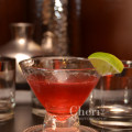 Low Calorie Tequila Peach Cosmopolitan